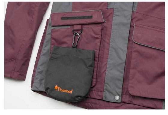 Pinewood Dog Sports Jacket 2.0 Paars