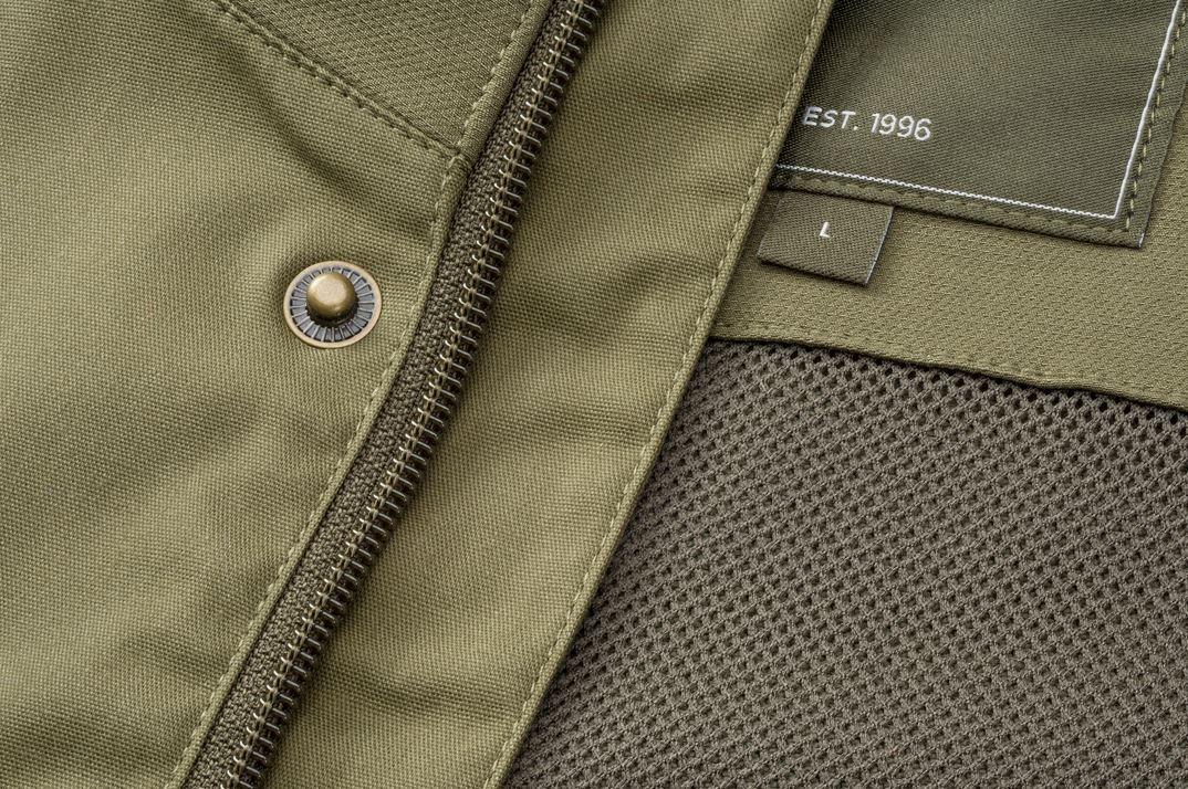 Pinewood Finnveden Hybrid Jacket Heren