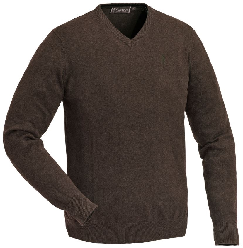 Pinewood Finnveden V-neck Sweater