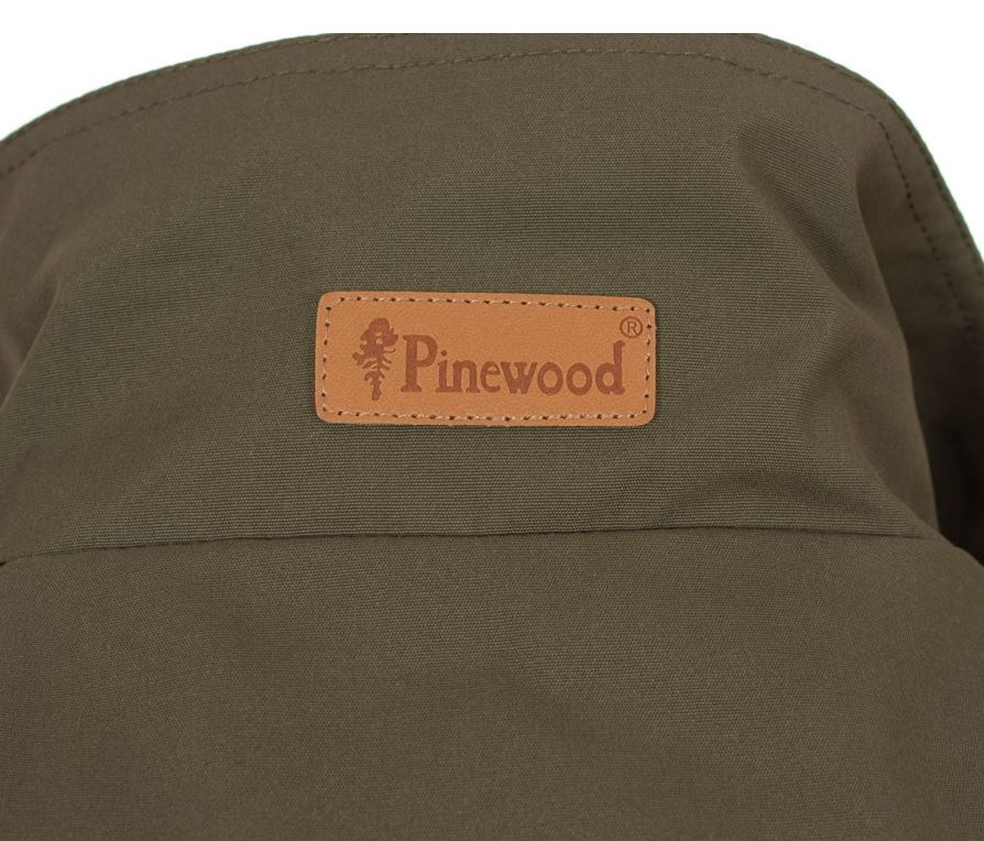 Pinewood Tiveden Bodywarmer Olive