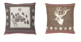 Winter Deer 45 x 45      Setprijs