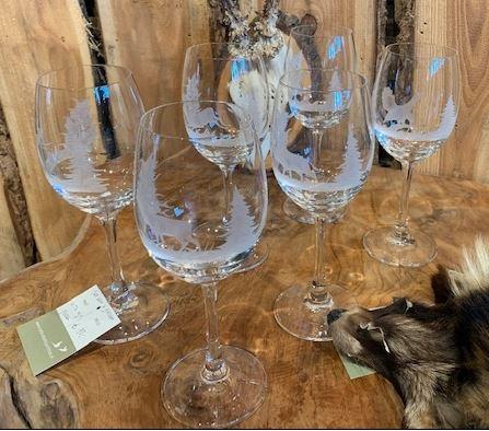 Witte wijn Glazen 6 stuks