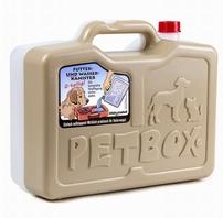 Petbox Reisset Beige