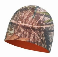 Buff Mossy Oak micro reversible hat (muts)