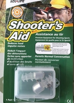 Shooter's Aid Oorpluggen