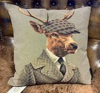 Sir Deer 45 x 45