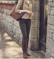 Dubarry Foxtrail Broek Bourbon