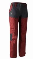 Deerhunter Lady Ann Trousers Oxblood Red 470