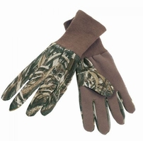 Deerhunter Max 5 Mesh Gloves w. Silicone Dots