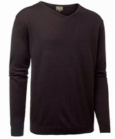Chevalier Gart Merino Men's Sweater Brown