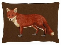 Red Fox Staand