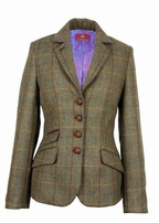Foresta Pearl Dames Tweed Colbert