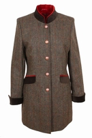 Foresta Sissi Dames Tweed Colbert