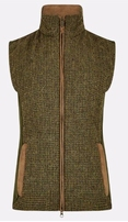 Dubarry Juniper Tweed Bodywarmer
