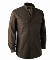 Deerhunter Reyburn Bamboo Shirt Space Green 386