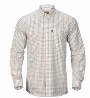 Härkila Retrieve Shirt Burgundy Check