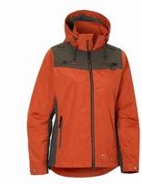 Swedteam Lynx Women Antibite Jacket Oranje