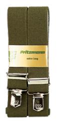 Elastische Bretels Groen