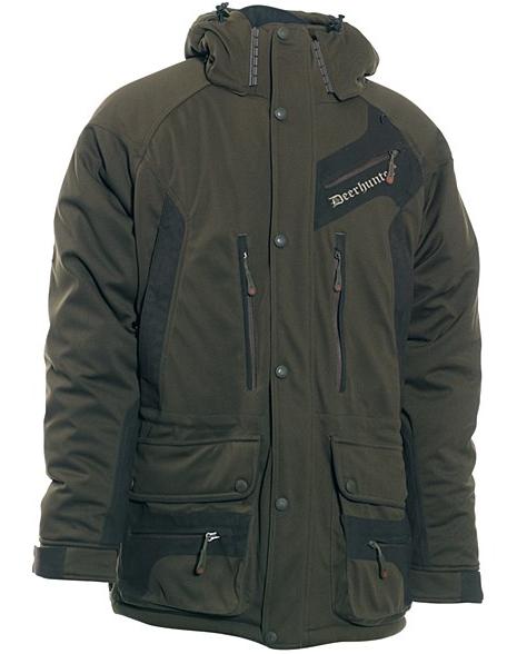 Deerhunter Muflon Jacket Long Art-Green