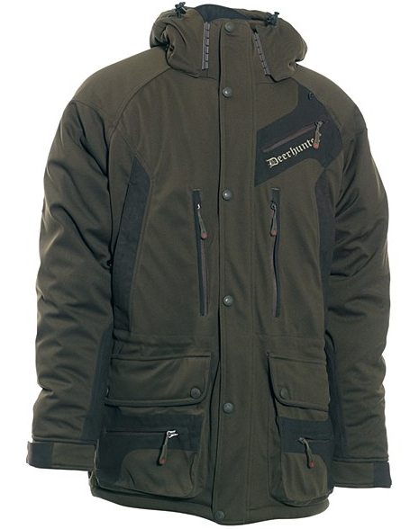 Deerhunter Muflon Jacket Long Art-Green