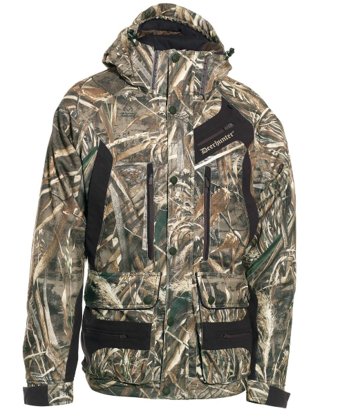 Deerhunter Muflon Jacket Long Max-5 camouflage
